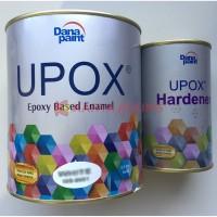 UPOX Epoxy DANAPAINT Cat Kolam dan Lantai / Floor Coatings 1 SET