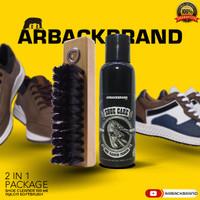Pembersih Sepatu Arback Paket 2 In 1 - Nylonsoftbrush
