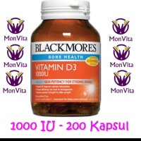 vitamin D3,Balckmores asli