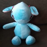 Boneka Kelinci Biru - Small