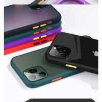 Samsung A50 A50s A30s Shockproof Matte Transparent Back Cover Case