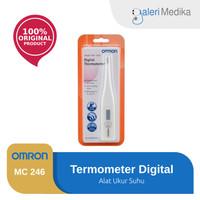 Termometer Digital OMRON MC-246 Thermometer MC246 Thermo MC 246