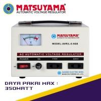 Stabilizer Listrik Stavolt Voltage Regulator MATSUYAMA 500 Watt