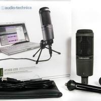 Audio technica At2020usb AT2020 USB AT2020usb+