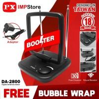 Antena Tv dalam booster boster bosster Digital ANALOG indoor PX DA2800