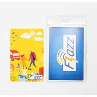 Kartu Flazz BCA Gen 2 saldo 0 - Wisata Jalan jalan