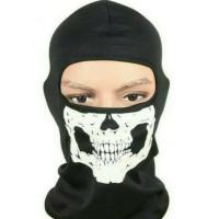 masker ninja tengkorak/balaclava topeng/balaclava tengkorak