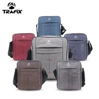 Tas selempang pria besar TRAFIX - TF 30020 - Sling Bag simple