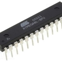 IC ATMEGA8-16PU