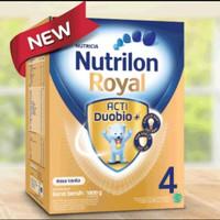 susu nutrilon royal 4 vanila jumbo 1800 gram / 1.8 kg usia 3-6 thn