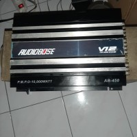 Audiobose V12 Ca