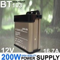 Power Supply Switching Trafo Outdoor DC 12V 16,7A 200W BT103 Termurah