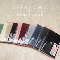 Inner Hijab Seek N Chic Basic Premium - ciput bandana daleman kerudung