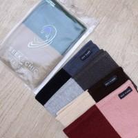 Inner Hijab Seek N Chic Two Tone Premium - ciput bandana dua warna