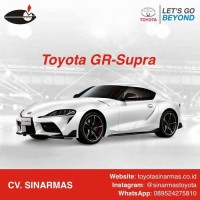 GR-Supra Booking Fee Only