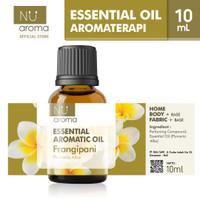 Nu Aroma Essential Aromatic Oil Frangipani / Jepun Bali