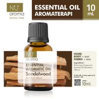 Nu Aroma Essential Aromatic Oil Sandalwood / Cendana
