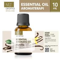 Nu Aroma Essential Aromatic Oil Vanilla / Vanili