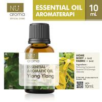 Nu Aroma Essential Aromatic Oil Ylang - Ylang / Kenanga