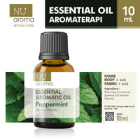 Nu Aroma Essential Aromatic Oil Peppermint / Daun Mint