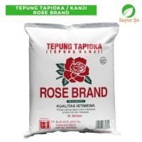 Tepung Tapioka 500 Gram Kanji Rose Brand - Sayur Ijo Segar Murah