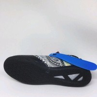 Sepatu futsal specs murah Heritage in black gold white original