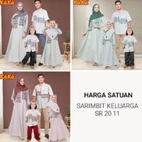 Kekesumut Sr 20 11 Baju Busana Muslim Sarimbit Keluarga Keke Busana