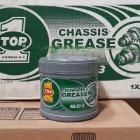 CHASSIS GREASE / GEMUK /STEMPET TOP 1 / TOP1 NLGI 3 HIJAU 450 GR