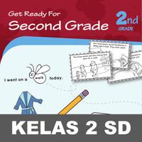 Ready Second Grade Buku Aktivitas Keterampilan Belajar Anak Kelas 2 SD
