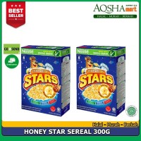 HONEY STARS SEREAL SARAPAN JAGUNG GANDUM CEREAL NESTLE 300G