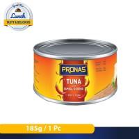 Pronas Tuna Sambal Goreng 185 g dengan kemasan EOE