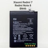 Baterai Xiaomi Redmi 7 Redmi Note 8 BN46 Original Batre BN46 Battery