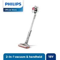 PHILIPS Cordless Stick Vacuum Cleaner FC6723/01 FC 6723 FC6723