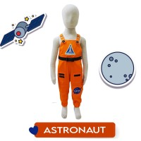 Dreamdoo Jumper Tema Astronaut - Kostum Anak Astronot