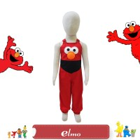 Dreamdoo Jumper Tema Elmo - Kostum Karakter Anak