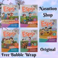Paket ESPS Kelas 1 SD/MI Erlangga Isi 5 Buku