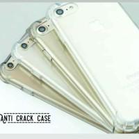 Anti Crack Soft Case - anti pecah ALL IPHONE - OPPO F1S, F3, F5, F7