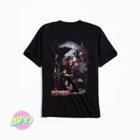 KAOS IRON MAIDEN LEGACY OF BEAST   BAND Kaos Tshirt