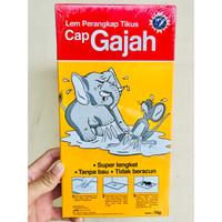 Lem Tikus Cap GAJAH Papan / Buku - Jebakan Tikus - Perangkap Tikus