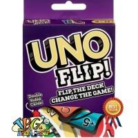 Uno Flip ( Original ) Board Game - Card Game TBG