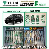 Per Lowering Tein Stech Toyota New Avanza/New Xenia 2012 spt H&R