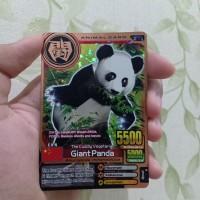 Kartu Animal Kaiser,Giant Panda Ver 4