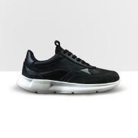 Sepatu Sneakers - Fuka Black Orthodox Original