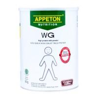APPETON WG Chocolate 900gr - Susu Tinggi Protein Penambah Berat Badan