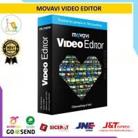 Movavi Video Editor - Aplikasi Video Editor