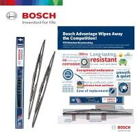 Wiper bosch advantage Toyota Rush uk 21 & 18 - 55858-03351