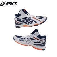 (COD) Sepatu Voli Asics Gel Elite Premium Sepatu Olahraga Sepatu Asics