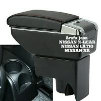CONSOLE BOX & ARM REST 7 USB NISSAN LIVINA (BUKAN GRAND LIVINA)