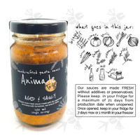 Animale Aged & Saucy Ragu Bolognese Dry Aged BEEF Italian pasta sauce