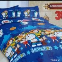 Bad Cover Doraemon - Bed Cover 180x200 king- Bedcover Bonita Murah